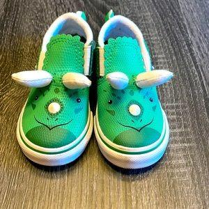 Vans toddler sneakers size 5.5